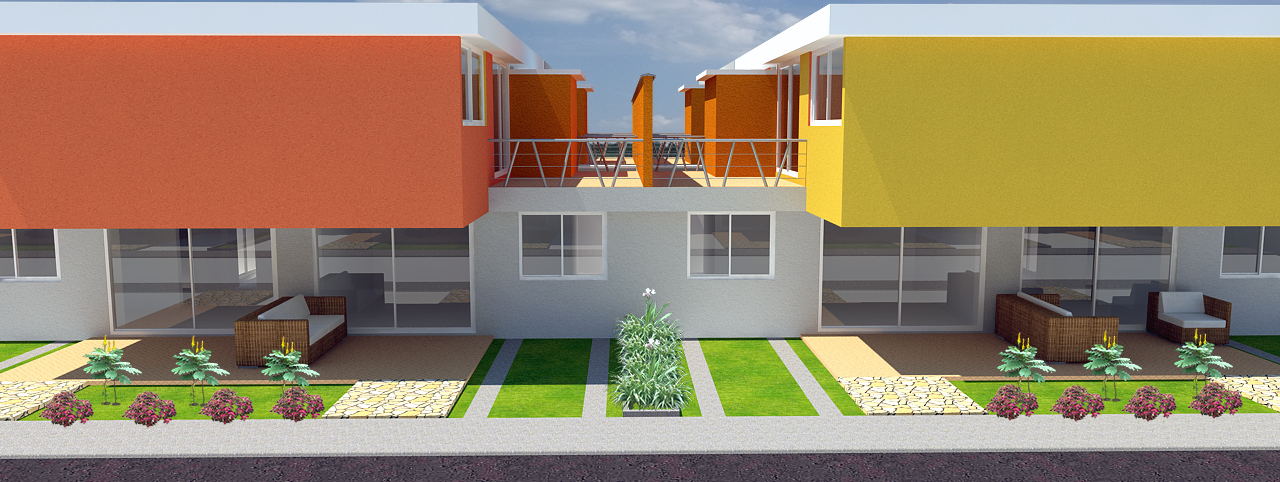Proyecto de vivienda eco sostenible y sustentable