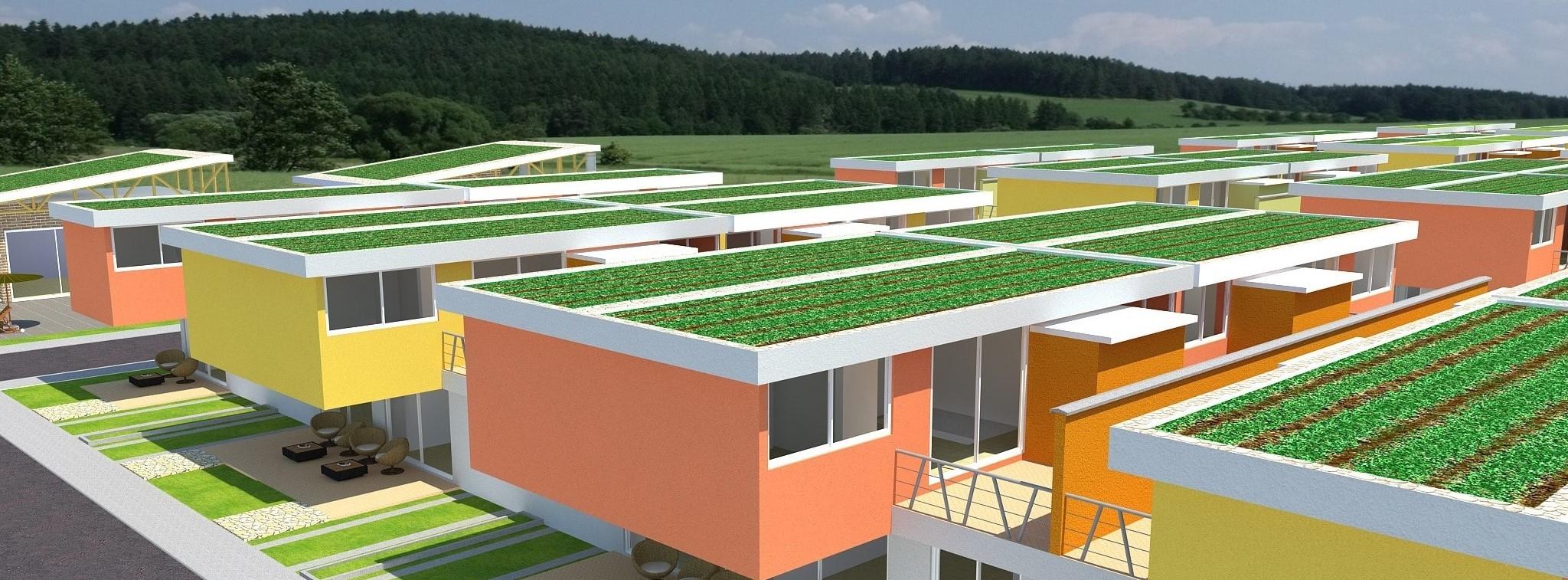 terrazas proyecto Altos de La Florida